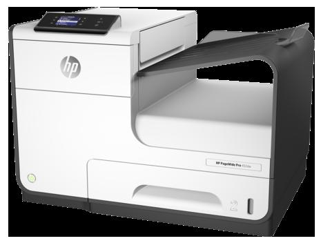 HP PageWide Pro 452dw (t) MFP inkt cartridge