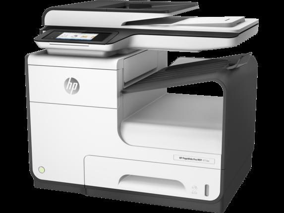 HP PageWide Pro 477dw (t) MFP inkt cartridge