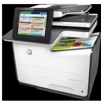 HP PageWide Enterprise Color MFP 586f inkt