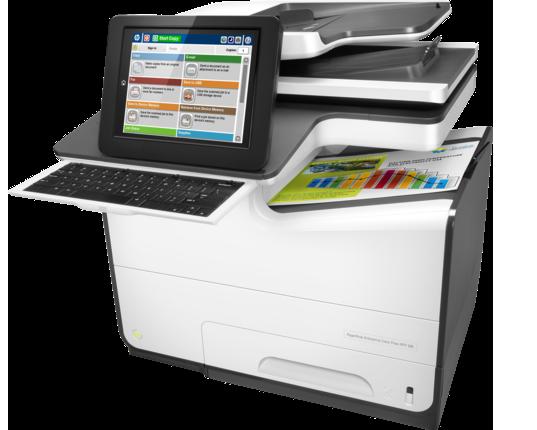 HP PageWide Enterprise Color Flow MFP 586z inkt