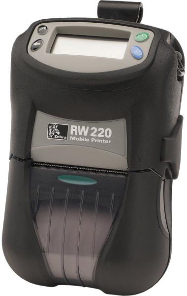 Zebra RW220 label etiketten