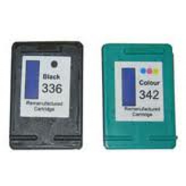 Huismerk voor HP C9362EE inkt cartridge (9ML) + HP C9361EE inkt cartridge (15ML) Multipack set
