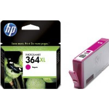HP 364XL inkt cartridge Magenta (6ML) - Origineel