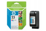HP 23 inkt cartridge )C1823D 3-Color) 30ml - Origineel