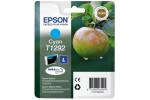 Epson T1292 inkt cartridge (T12924011) Cyaan (7ML) - Origineel