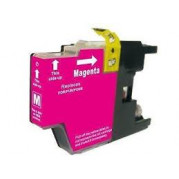 Brother LC-1280M inktcartridge Magenta (18,5ML) - Huismerk