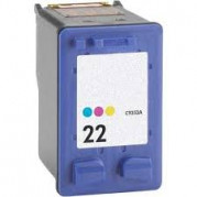 Huismerk voor HP 22 inkt cartridge / HP 22XL inkt cartridge Kleur (C9352A) 17ml