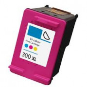 Huismerk voor HP 300 inkt cartridge / HP 300XL inkt cartridge kleur (15ML)