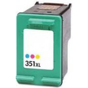 Huismerk voor HP 351 inkt cartridge / HP 351XL inkt cartridge Kleur (CB338EE) 18ML