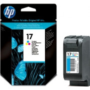 HP 17 inkt cartridge (C6625A 3-Color) 5ML - Origineel