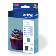 Brother LC-123C inkt cartridge Cyaan (6,6ML) - Origineel