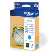 Brother LC-125C inkt cartridge Cyaan (13,1ML) - Origineel
