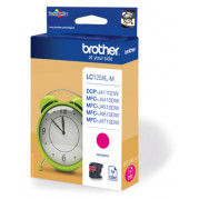 Brother LC-125M inkt cartridge Magenta (13,1ML) - Origineel