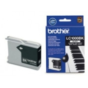 Brother LC-1000BK inkt cartridge Zwart (18.6ML) - Origineel
