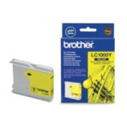 Brother LC-1000Y inkt cartridge Geel (6,5ML) - Origineel
