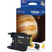 Brother LC-1240Y inkt cartridge Geel (7,1ML) - Origineel