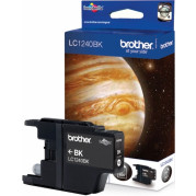 Brother LC-1240BK cartridge Zwart (12ML) - Origineel
