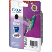 Epson T0802 inkt cartridge (T08024011) Cyaan (7,4ML) - Origineel