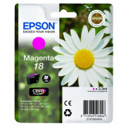 Epson T1803 inkt cartridge (T18034010) Magenta (3,3ML) - Origineel