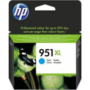 HP CN046AE (951XL) Cyaan (17ML) - Origineel