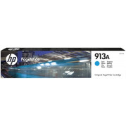 HP 913A / F6T77AE inkt cartridge Cyaan - Origineel (37ML)