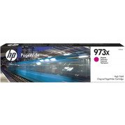 HP 973X / F6T82AE inkt cartridge Magenta - Origineel (82ML)