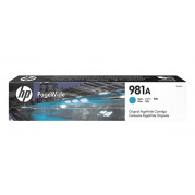 HP 981A / J3M68A inkt cartridge Cyaan - Origineel (70ML)