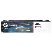 HP 981A / J3M69A inkt cartridge Magenta - Origineel (69ML)