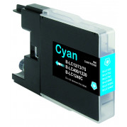 Brother LC-1240C inkt cartridge Cyaan (18,5ML) - Huismerk cartridges