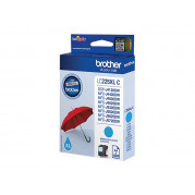 Brother LC-225C inkt cartridge Cyaan (11,8ML) - Origineel