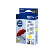 Brother LC-225Y inkt cartridge Geel (11,8ML) - Origineel