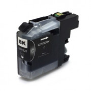 Brother LC-227BK XL inkt cartridge Zwart - Huismerk