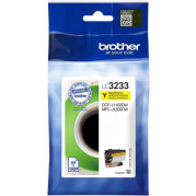 Brother LC-3233Y inkt cartridge Geel - Origineel