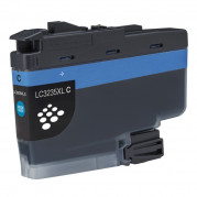 Brother LC-3235XLC inkt cartridge Cyaan (50ml) - Huismerk