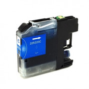 Brother LC-225C XL inkt cartridge Cyaan (Huismerk)