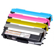 Brother TN-421 toner cartridge / Brother TN-423 toner cartridge Multipack - Huismerk set