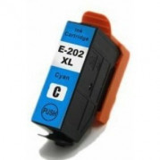 Epson 202XL inkt cartridge Cyaan (C13T02H24010) 13ML - Huismerk