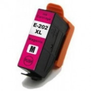 Epson 202XL inkt cartridge Magenta (C13T02H34010) 13ML - Huismerk