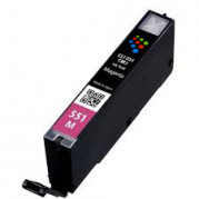 Canon CLI-551M XL inkt cartridge Magenta (CLI551M) 15ML - Huismerk cartridges