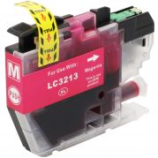 Brother LC-3213M inkt cartridge Magenta XL - Huismerk