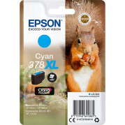 Epson T3782 inkt cartridge Cyaan (378XL) 9,3ML - Origineel