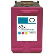 Huismerk voor HP C2P06AE inkt cartridge / HP C2P07AE inkt cartridge Kleur (62 XL) 18ML