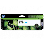 HP 971XL inktcartridge Cyaan (CN626AE) 86.5 ml - Origineel