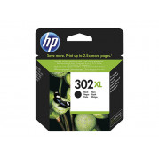 HP F6U68AE cartridge Zwart (302 XL) 8,5ML - Origineel