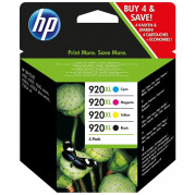 HP 920XL cartridge (C2N92AE) Multipack (set 4x) - Origineel