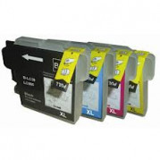 Brother LC-985 inkt cartridge Multipack - Huismerk