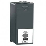 Lexmark 100XL inkt cartridge Zwart (22 ml) - Huismerk