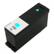 Lexmark 100XL inkt cartridge Cyaan (12ml) - Huismerk