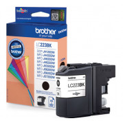 Brother LC-223BK inkt cartridge Zwart (11,8 ML) - Origineel