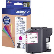 Brother LC-223M inkt cartridge Magenta (5,9 ML) - Origineel